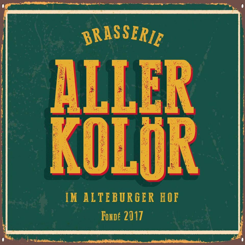 Brasserie aller Kolör