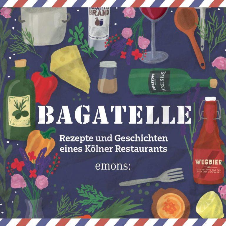 Das Bagatelle Kochbuch