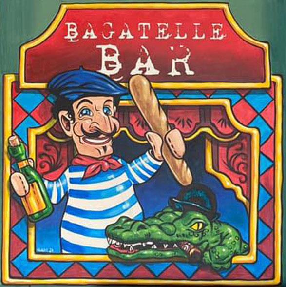 Bagatelle Bar
